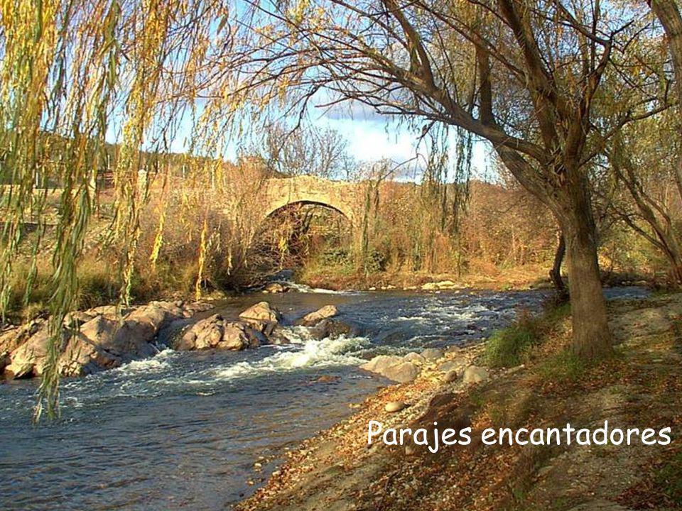 Valle del Ambroz (Cáceres) Y piscinas salvajes
