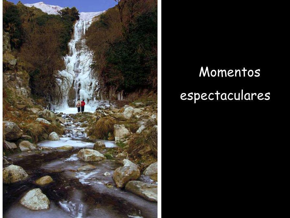 Valle del Ambroz (Cáceres) Los inviernos …