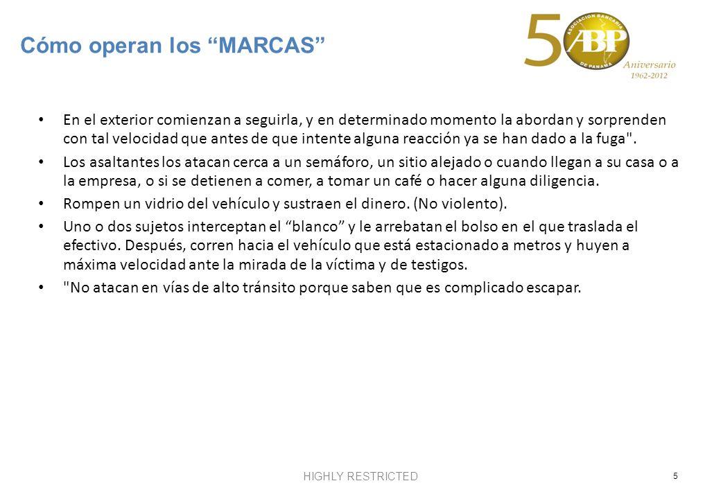 HIGHLY RESTRICTED 6 (2) De cerca.El MARCA confirma el retiro del dinero (1) La víctima.