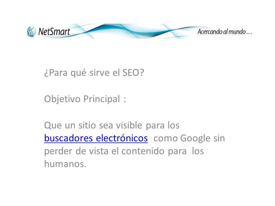 ¿Cómo lograr un buen posicionamiento en Google.Hay 3 puntos principales a tomar en cuenta: 1.