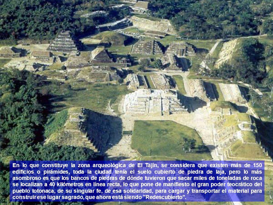 La zona arqueológica del Tajín (Lugar de truenos) se encuentra ubicada en Papantla, Veracruz, a 10 minutos de la ciudad de Poza Rica.