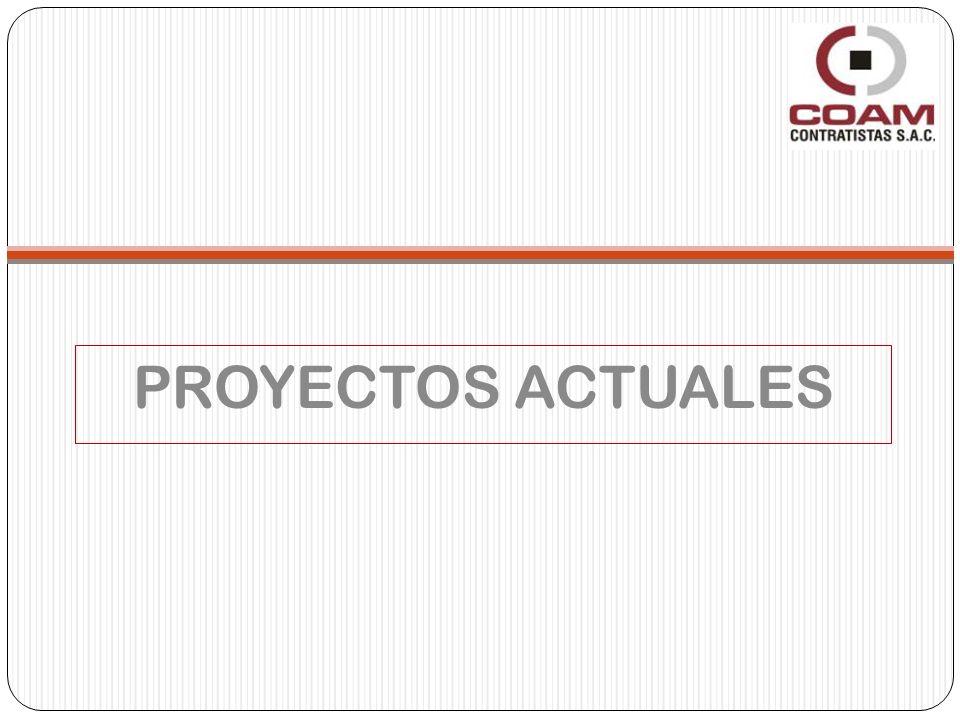 PROYECTOS ACTUALES