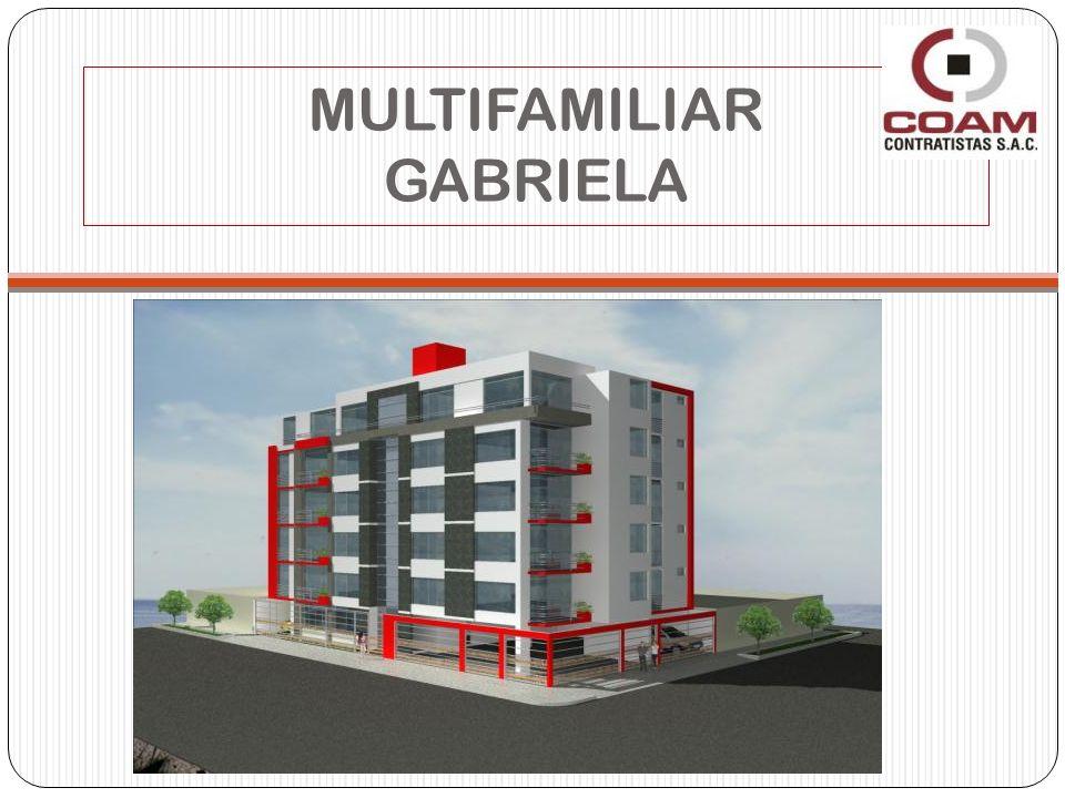 MULTIFAMILIAR GABRIELA