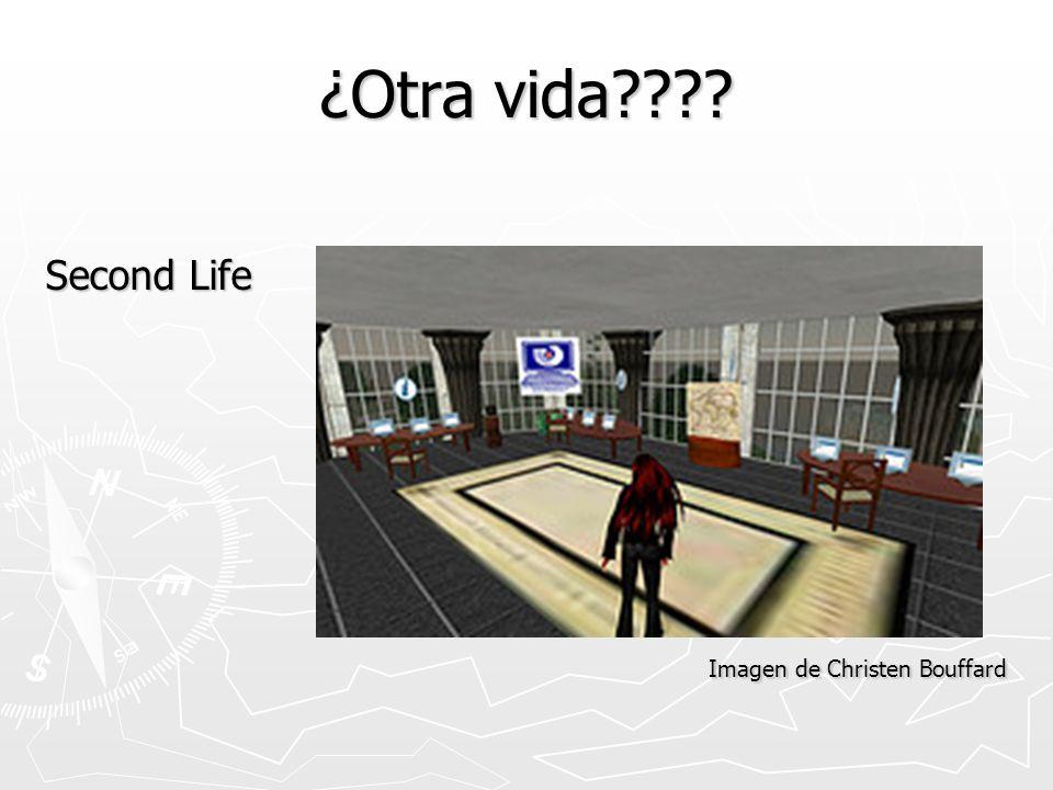 ¿Otra vida???? Second Life Imagen de Christen Bouffard