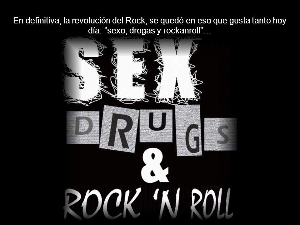 ¡Pasen y escuchen!, festival Rock in Babilon, todas las grandes bandas duras, el metal más extremo y el punk más radical… perdón, quise decir: radikal