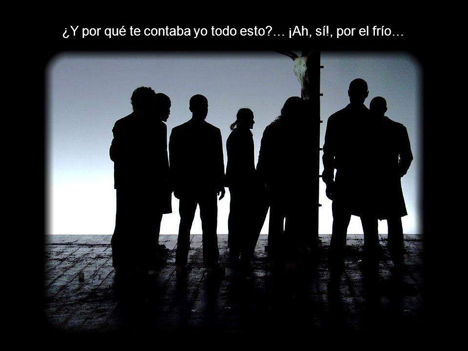 ¡somos obreros!, ¡hermanos latinos!, dice uno que gana tantos miles de miles en cada concierto.