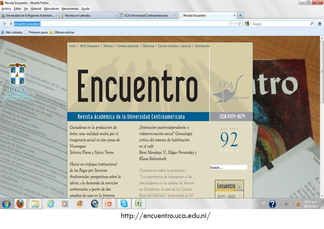 http://encuentro.uca.edu.ni/