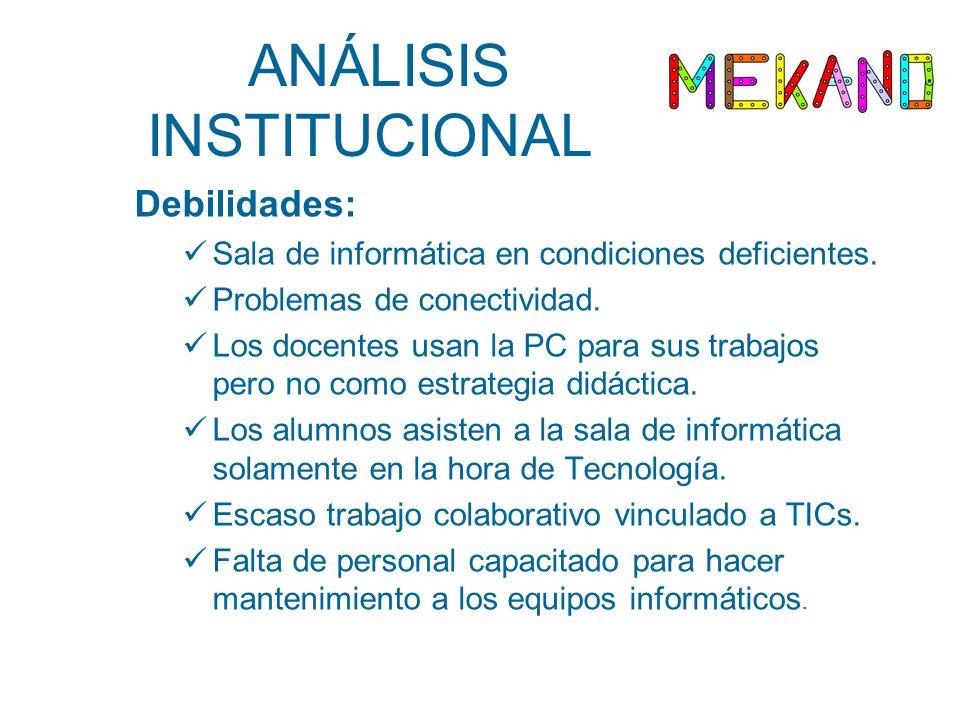 Reuniones: - Diagnóstico - Informativas - De seguimiento y evaluación - Retroalimentación Capacitación.