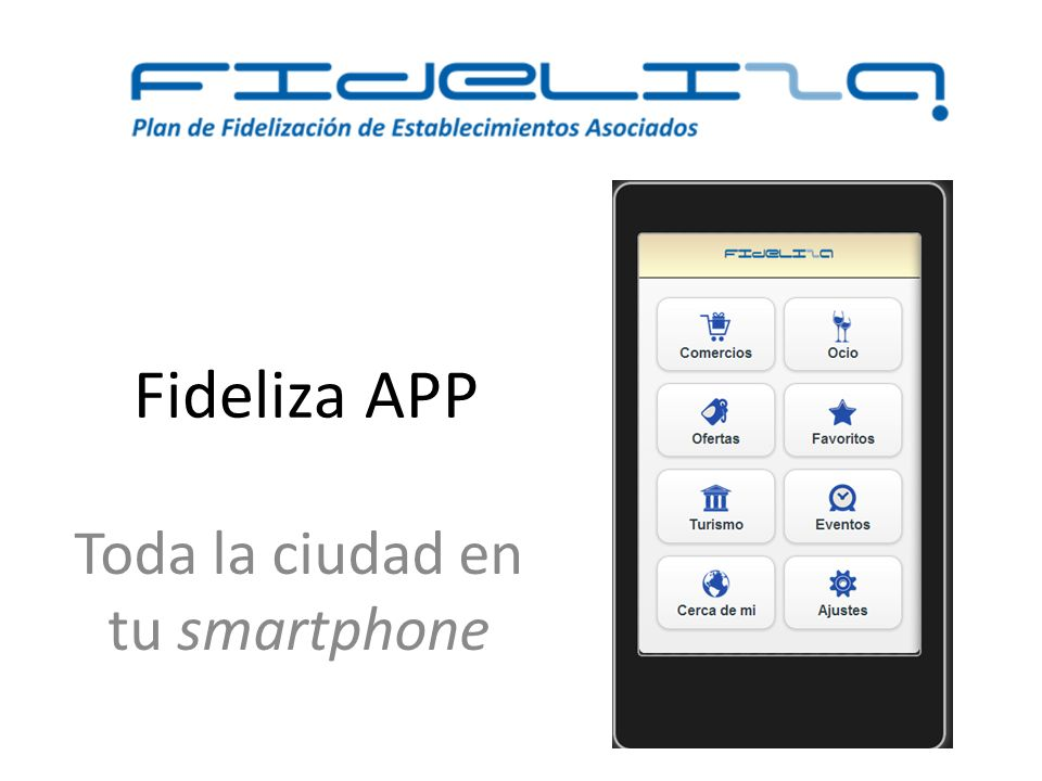 Eventos en la APP Los usuarios pueden ver los eventos que el Ayuntamiento de Alcázar u otras entidades organizan, las fechas, etc.