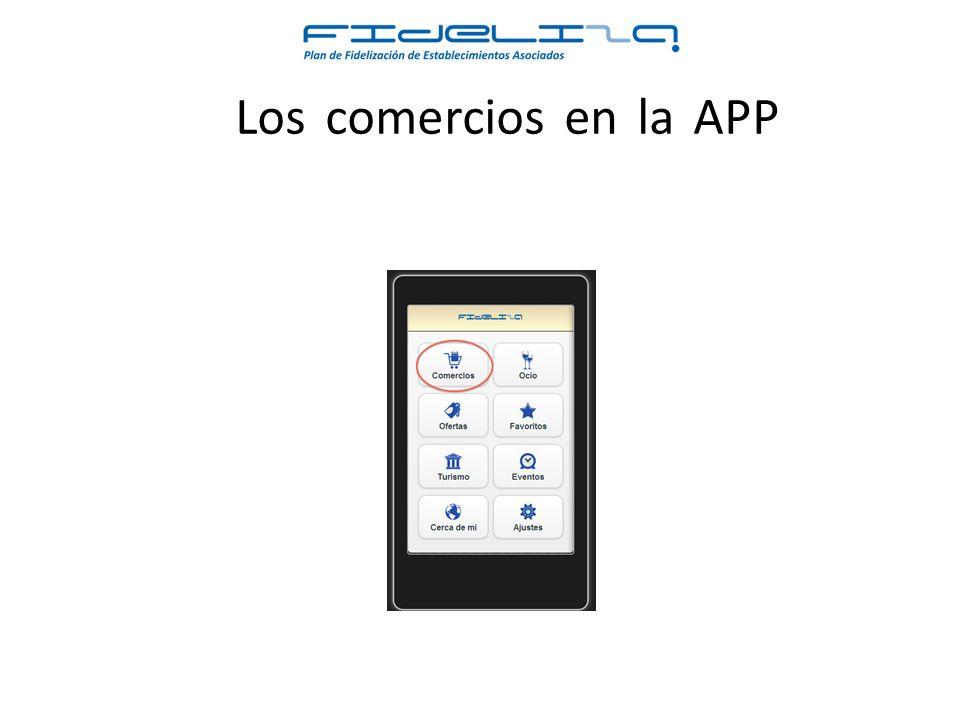 Fideliza APP Toda la ciudad en tu smartphone