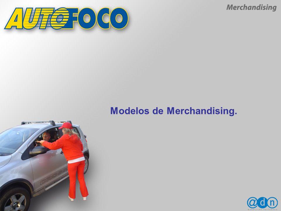 Modelos de Merchandising.