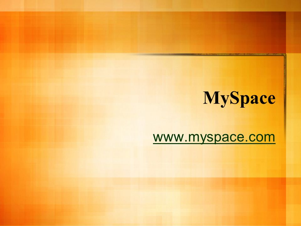 Lista de Editores (html) de MySpace: www.hotfreelayouts.com/layouts.php?index=mys pace_layouts www.pimp-my-profile.com www.getmyspacecomments.com www.freemyspacebackgrounds.net www.topmyspacesite.com www.easygraffititext.com www.mytextgraphics.com www.free-extras.com www.myspacemusicvideos.us