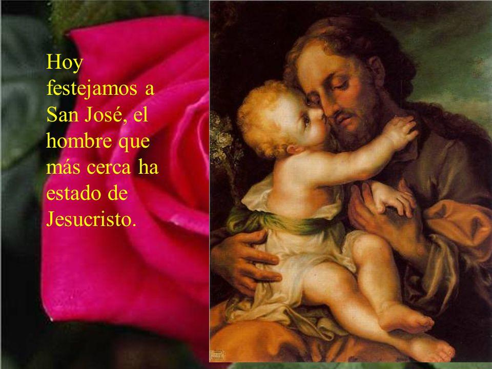 Que la Virgen María, junto con San José, nos ayuden a caminar siempre con Jesús. AMEN