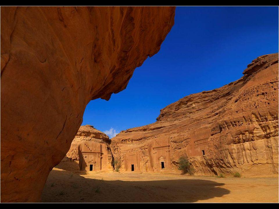 Hacer click para continuar Madain Saleh Madain Saleh La otra Petra, en Arabia Saudí