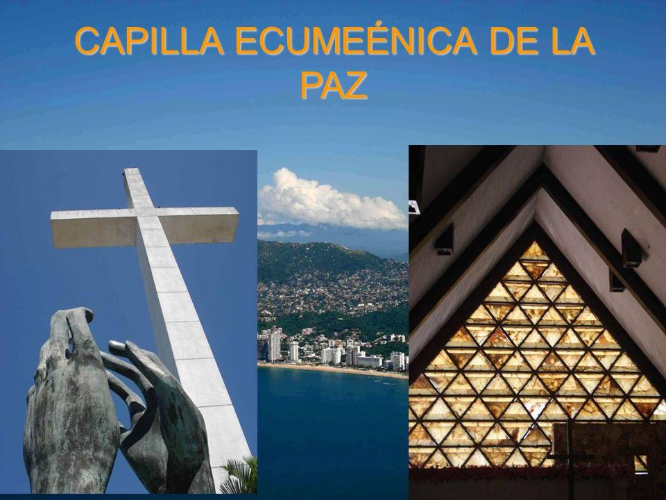 CAPILLA ECUMEÉNICA DE LA PAZ