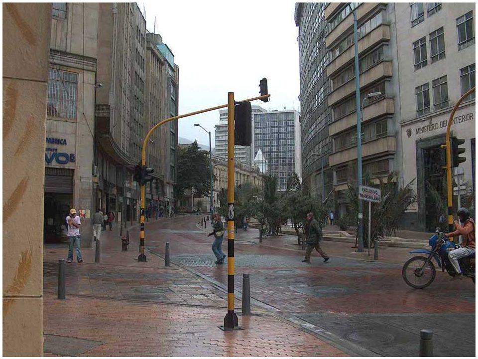 La Avenida Jiménez de Quesada es una importante vía que recorre el centro histórico de la ciudad de Bogotá (Colombia), también conocida simplemente como Avenida Jiménez.