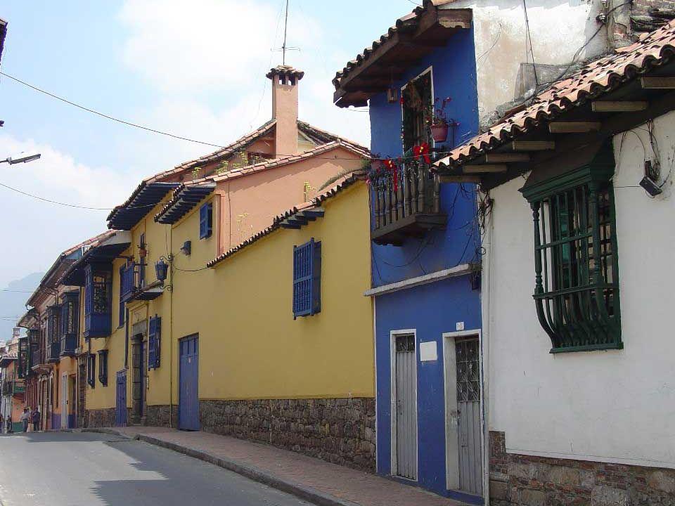 La localidad de La Candelaria es el corazón histórico y cultural de la ciudad.
