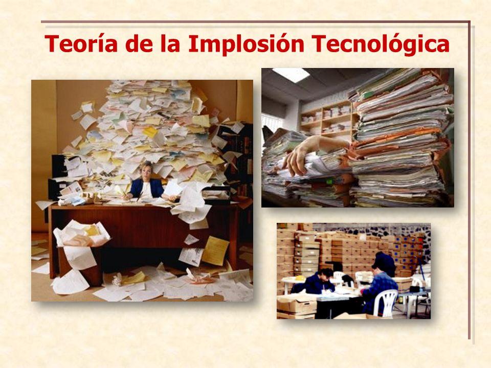 Teoría de la Implosión Tecnológica
