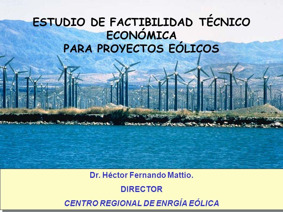 FACTIBILIDAD DEL PROYECTO EVALUACIÓN TÉCNICA EVALUACIÓN ECONÓMICA EVALUACIÓN INSTITUCIONAL 1 - Lugar Adecuado 2 - Análisis de Producción Energética 3 - Selección de la Turbina Eólica 4 - Fabricación Local, Instalación, O&M.