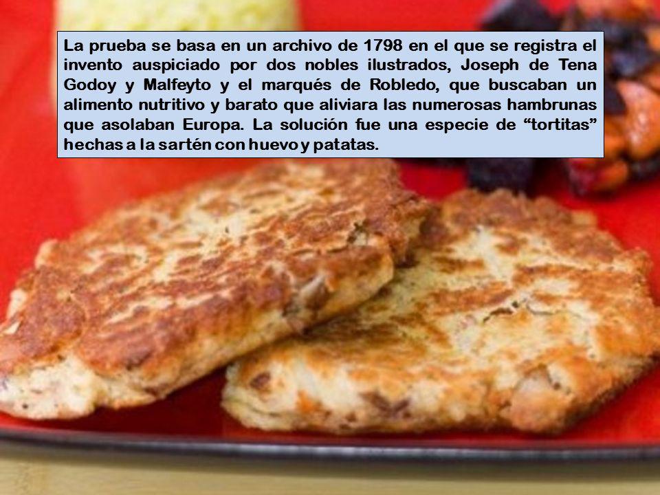 Toda la gloria recayó sobre los navarros hasta que una investigación de Javier López Linaje, científico titular del Centro de Ciencias Humanas y Sociales del CSIC, removió los cimientos de la historia de la tortilla.