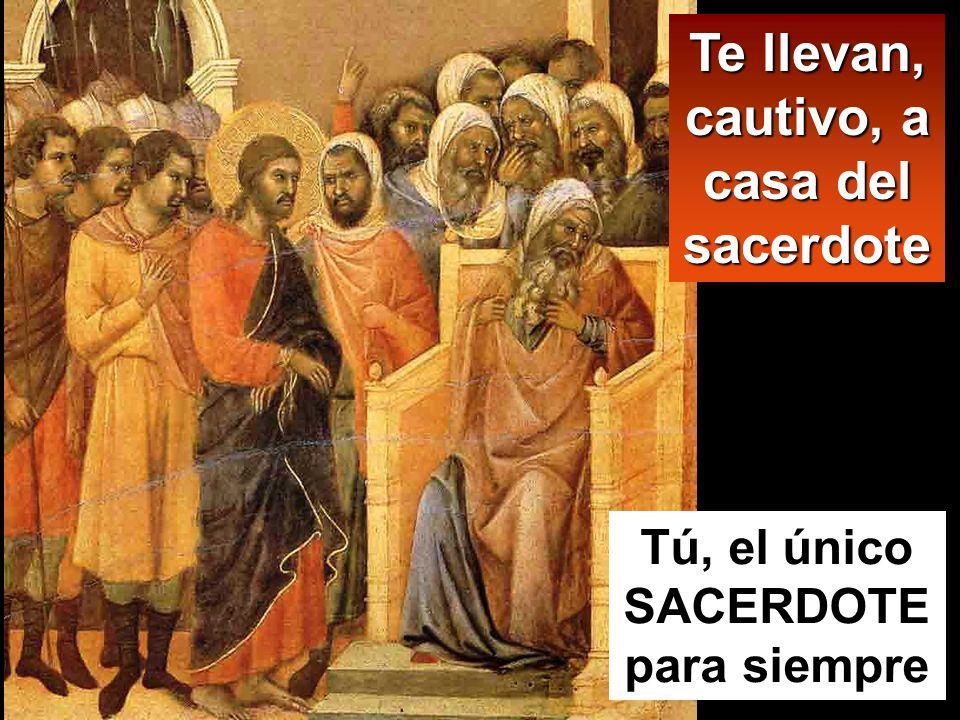 1 2 Getsemaní Casa de Anás