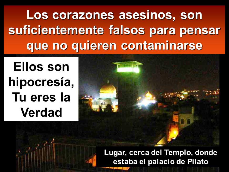 1 2 3 Getsemaní Casa de Anás Casa de Caifás 4 Pretorio de Pilato