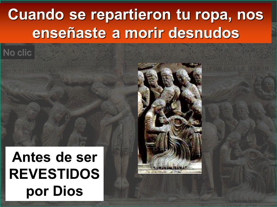 1 2 Getsemaní Casa de Anás Casa de Caifás 4 Pretorio de Pilato 5 6 Calvario 3 Via Dolorosa
