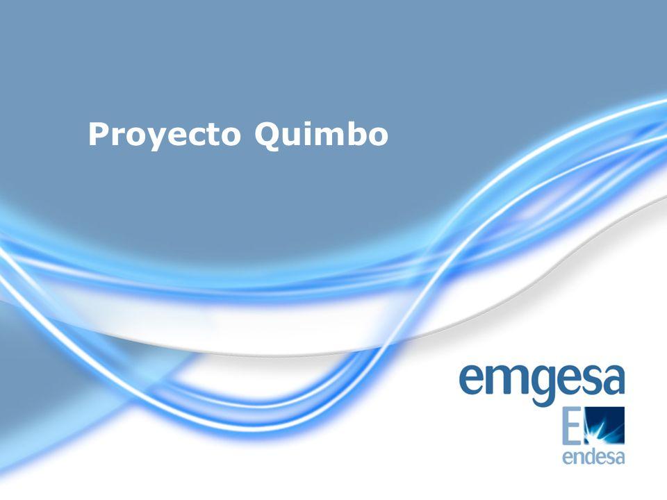 Proyecto Quimbo
