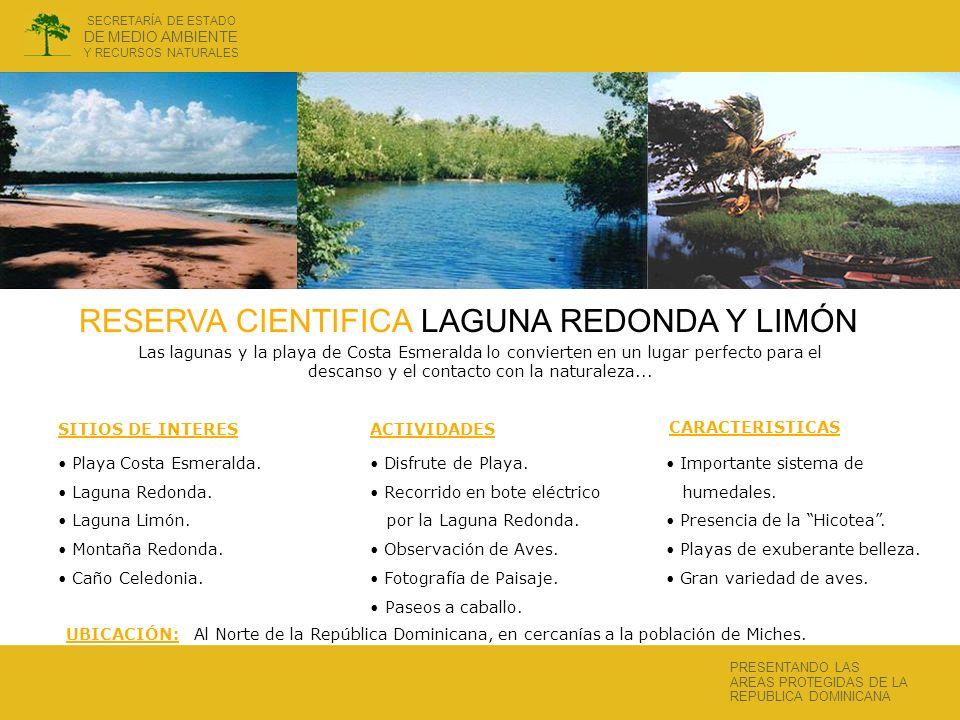 PN LOS HAITISES - LAGUNA CRISTAL Un verdadero paraiso de color y naturaleza cercano a la Bahía de Samaná!!! Al Nordeste de la República Dominicana y a
