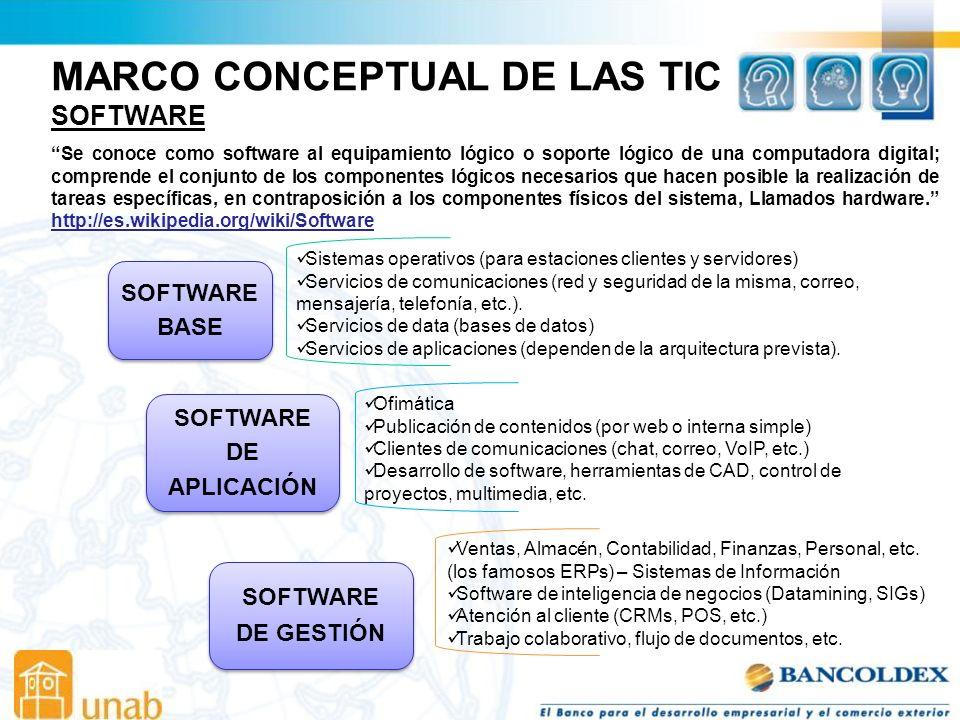 ERP Software licenciado – comercial SAP® Business One (http://web.heinsohn.com.co/www/)http://web.heinsohn.com.co/www/ Oracle JD Edwards Solución ERP (http://www.amazing.com.co/)http://www.amazing.com.co/ SIIGO – ERP – Bucaramanga (http://www.profitline.com.co/)http://www.profitline.com.co/ PSl – ERP (http://www.psl.com.co/)http://www.psl.com.co/ OASIS World-Class Software Sistema ERP (http://www.oasis.com.co/)http://www.oasis.com.co/ EMYA-ERP (http://www.emya-informatica.com/)http://www.emya-informatica.com/ Catálogo de software - Colombia (http://www.catalogodesoftware.com/categoria.aspx?cid=98)http://www.catalogodesoftware.com/categoria.aspx?cid=98