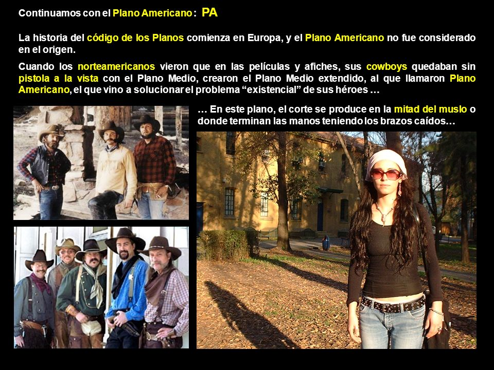 Continuamos con el Plano Americano : PA La historia del código de los Planos comienza en Europa, y el Plano Americano no fue considerado en el origen.
