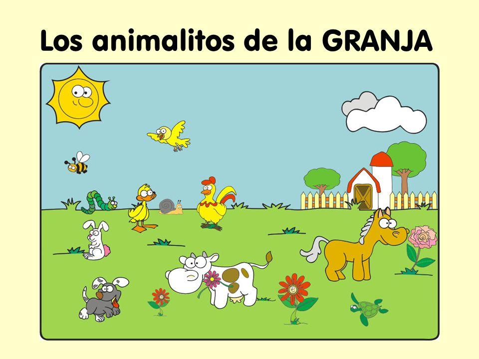 Los animalitos de la GRANJA