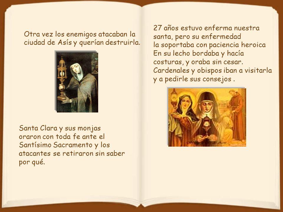 Al Sumo Pontífice le escribió: Santo Padre: le suplico que no me absuelva ni me libre de la obligación que tengo de ser pobre como lo fue Jesucristo .