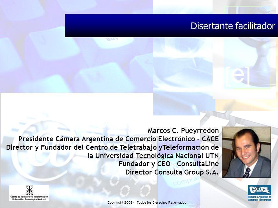 Copyright 2006 - Todos los Derechos Reservados Marcos C.