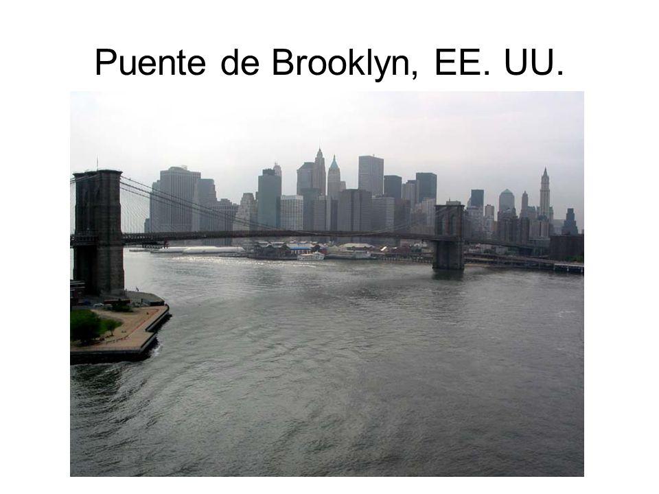 Puente de Brooklyn, EE. UU.