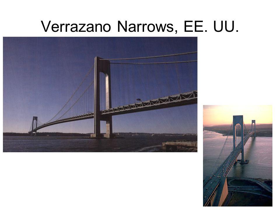 Verrazano Narrows, EE. UU.