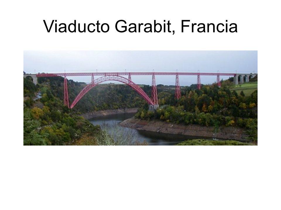 Viaducto Garabit, Francia