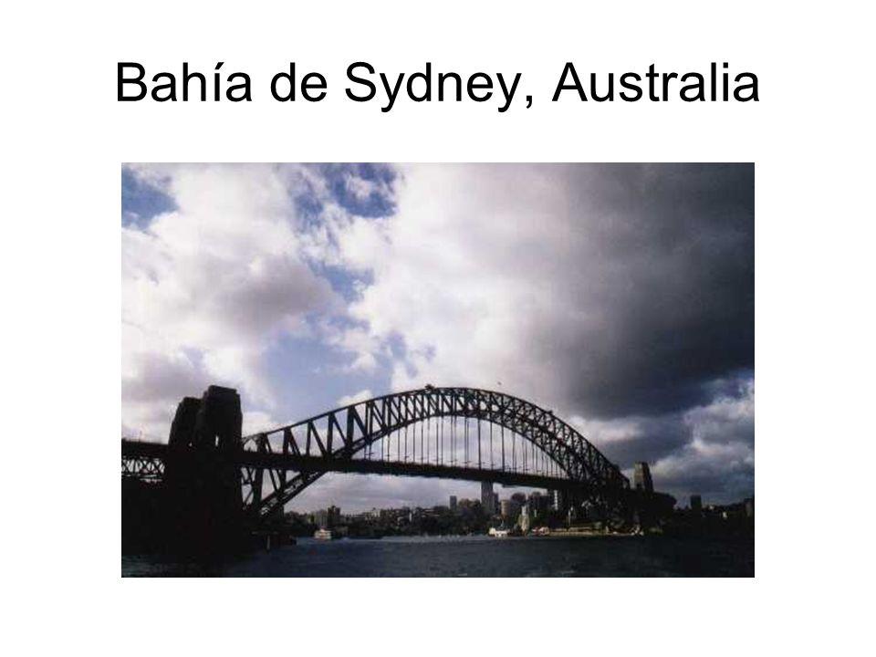 Bahía de Sydney, Australia