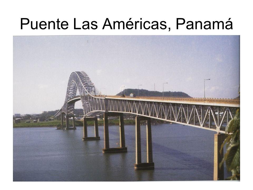 Puente Las Américas, Panamá