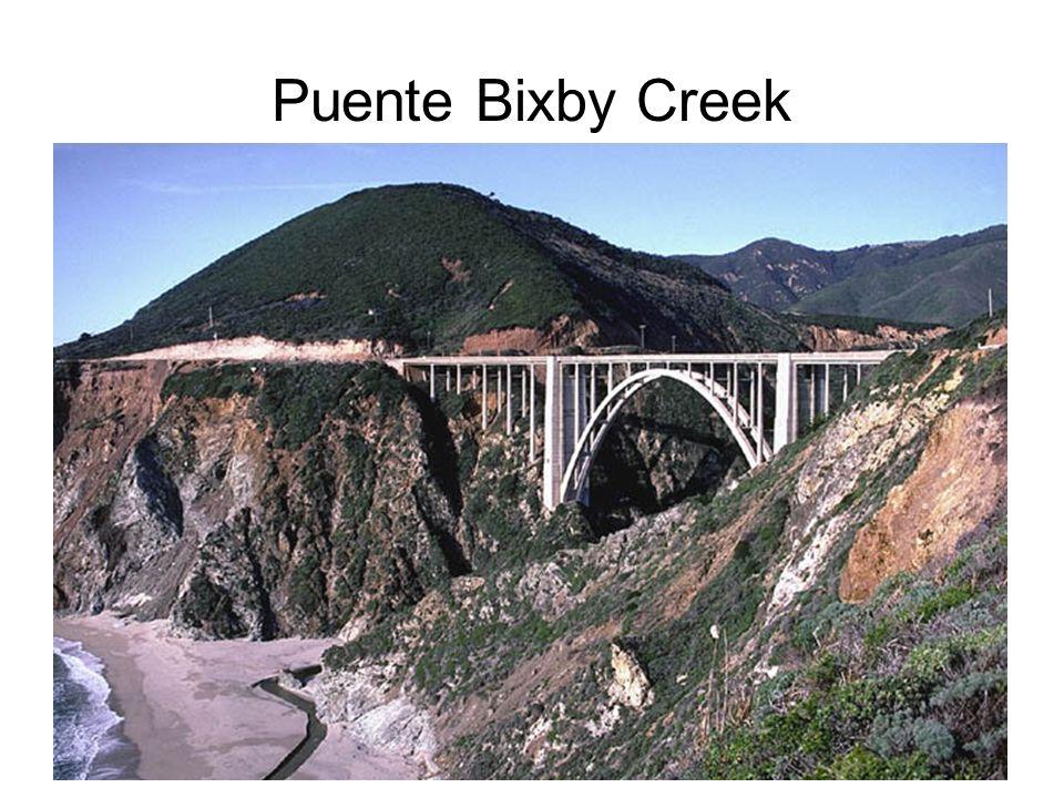 Puente Bixby Creek