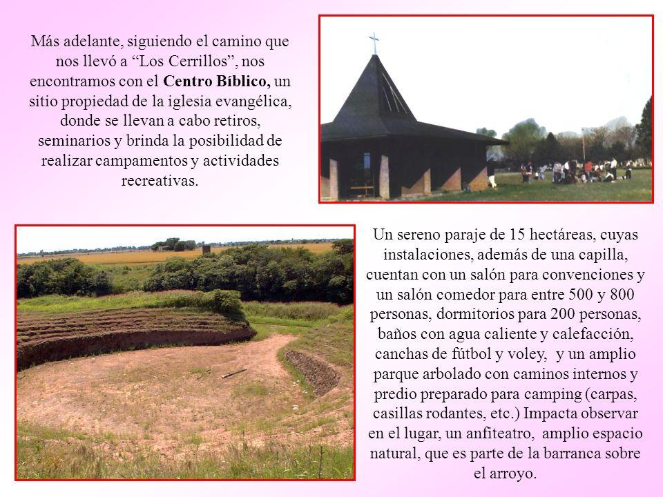 Muestra Histórica Estancia Los Naranjos Muestra Histórica