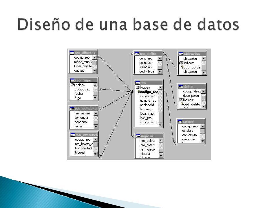 Existen programas denominados sistemas gestores de bases de datos, abreviado SGBD, que permiten almacenar y posteriormente acceder a los datos de forma rápida y estructurada.
