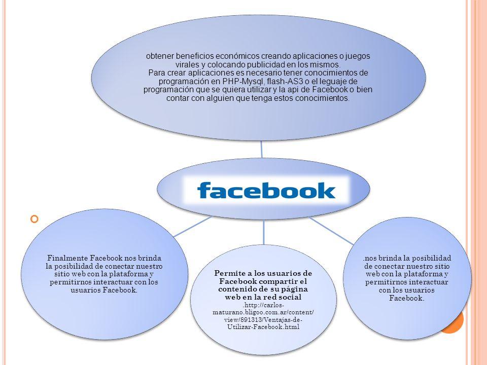 obtener beneficios económicos creando aplicaciones o juegos virales y colocando publicidad en los mismos.