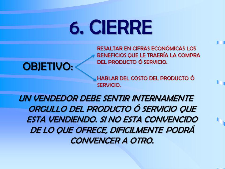7.ASENTAMIENTO OBJETIVO: REGISTRO DE LA VENTA.