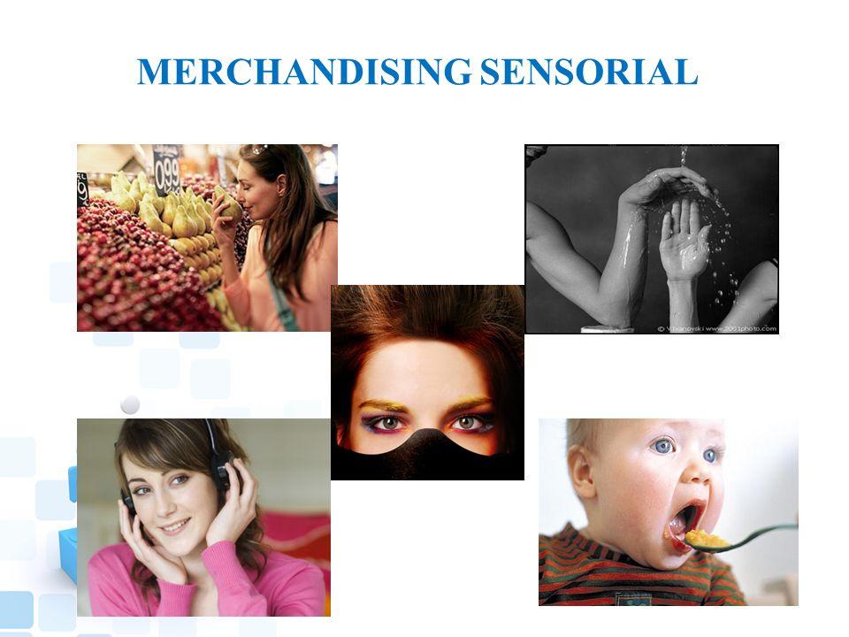 MERCHANDISING SENSORIAL