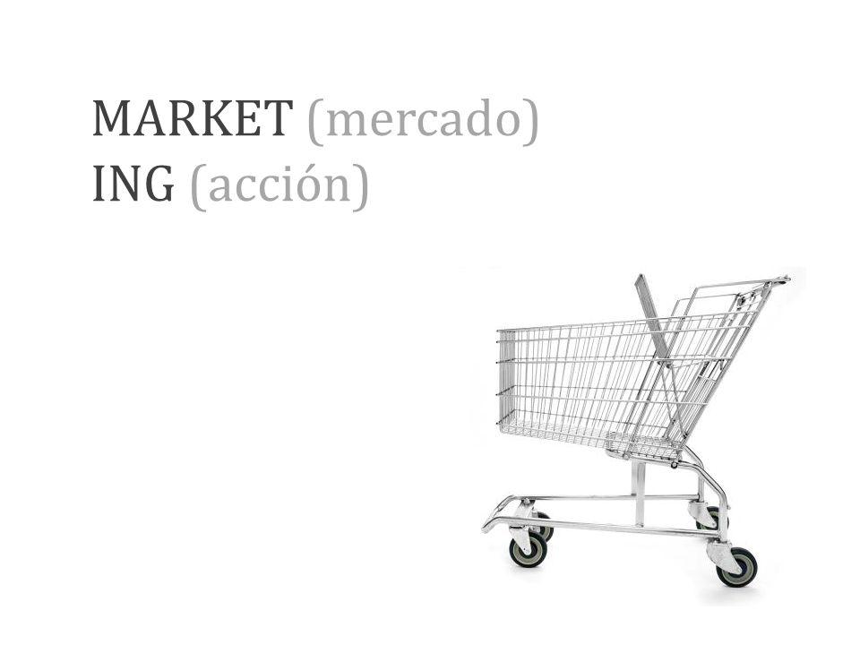 MARKET (mercado) ING (acción)