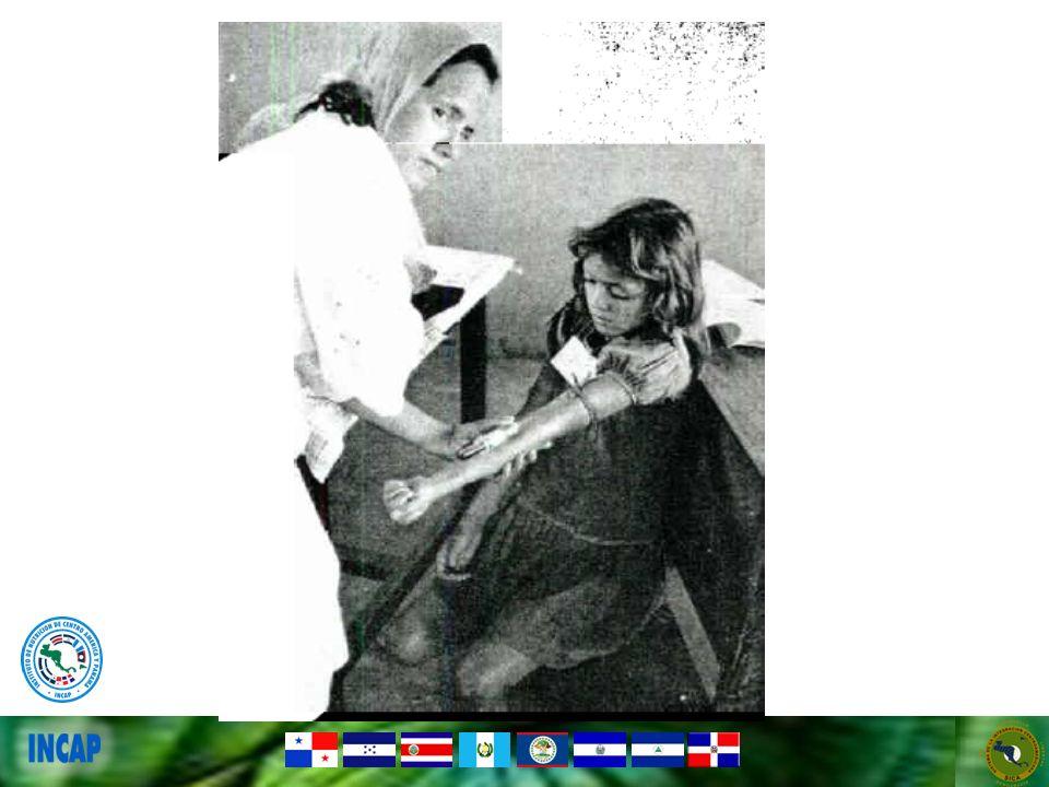 De los 50 a los 70: Nutrición Clínica sobre deficiencias de la alimentación y nutrición.