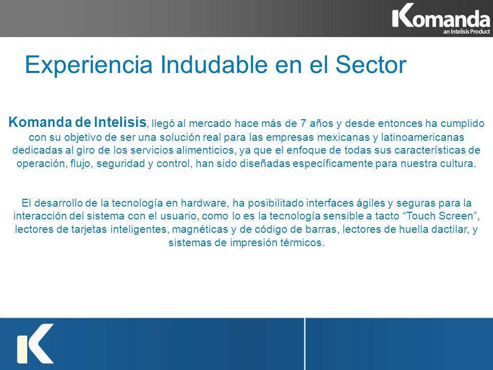 Komanda de Intelisis, llegó al mercado hace más de 7 años y desde entonces ha cumplido con su objetivo de ser una solución real para las empresas mexi