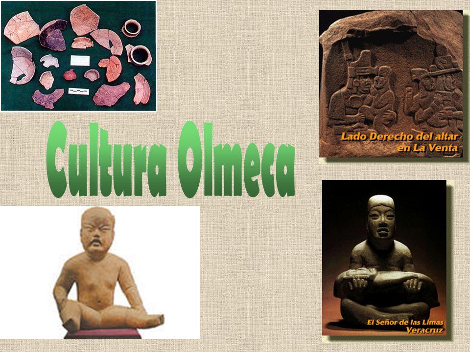 Localización La cultura Olmeca comprende la parte sur del estado de Veracruz y el oriente del estado de Tabasco, entre el río Grijalva y el Papaloapan.