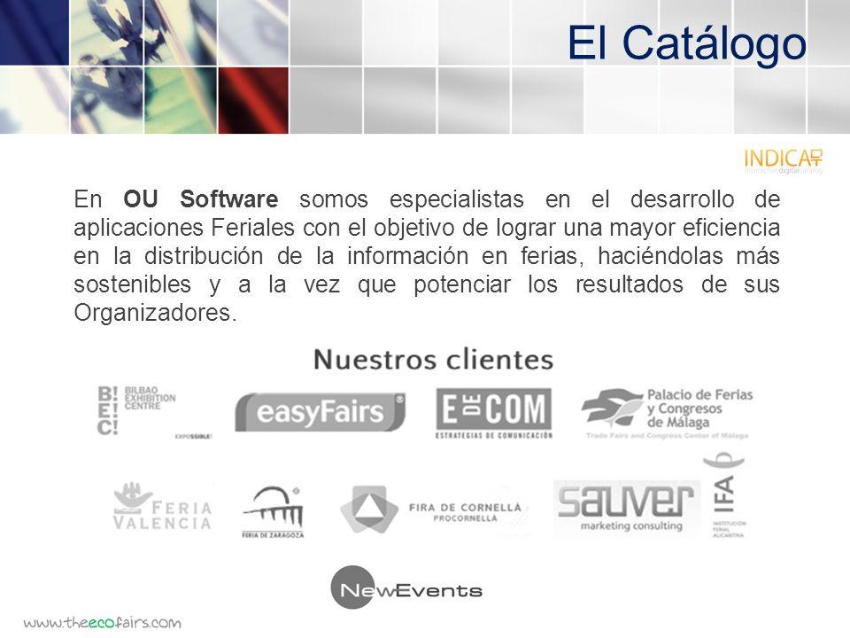 Ejemplos de distintos Organizadores Más ejemplos en Más ejemplos en www.theecofairs.com
